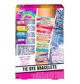 FASHION ANGELS Tie -Dye Bracelets Kit