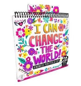 FASHION ANGELS We Change The World Kindness Portfolio
