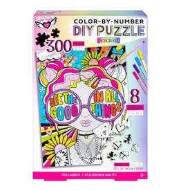 FASHION ANGELS See The Good-DIY Color-By-Number Puzzle