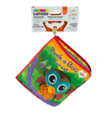 TOMY Peek A Boo Forest Soft Book