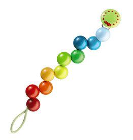 HABA Rainbow Pearls Pacifier Chain