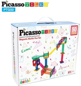 PICASSO 50 PIECE MARBLE RUN TRACK