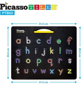 PICASSO UPPER AND LOWER CASE DRAWING BOARD
