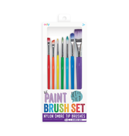 OOLY LIL PAINT BRUSHES