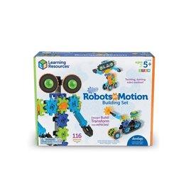 LEARNING RESOURCES Gears! Gears! Gears! Robots in Motion