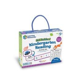 LEARNING RESOURCES Kindergarten Skill Builder Set Phonics & Reading