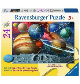 RAVENSBURGER Stepping Into Space 24 pcs