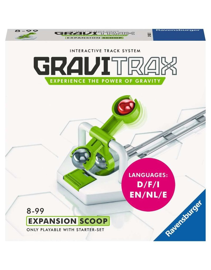 RAVENSBURGER GRAVITRAX Scoop Accessory