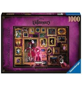 RAVENSBURGER Villainous:  Captain Hook (1000pc Puzzle)
