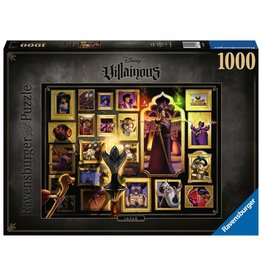 RAVENSBURGER Villainous: Jafar (1000pc Puzzle)