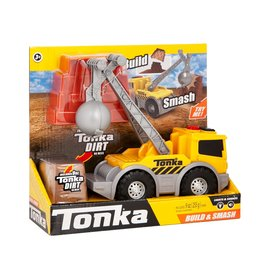 SCHYLLING Tonka Build & Smash