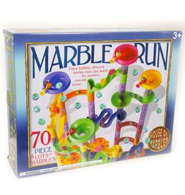 HOUSE OF MARBLES 70pc Marble Run