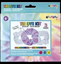 ISCREAM Scrunchies Tie Dye DIY Kit