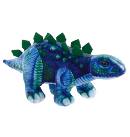 ISCREAM Stegosaurus Fleece Stuffed Animal