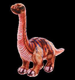 ISCREAM Brontosaurus Fleece Stuffed Animal