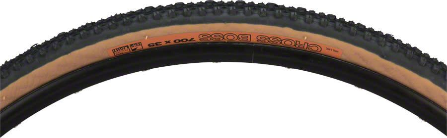 WTB Cross Boss TCS Tire 700x35 Tan Sidewall