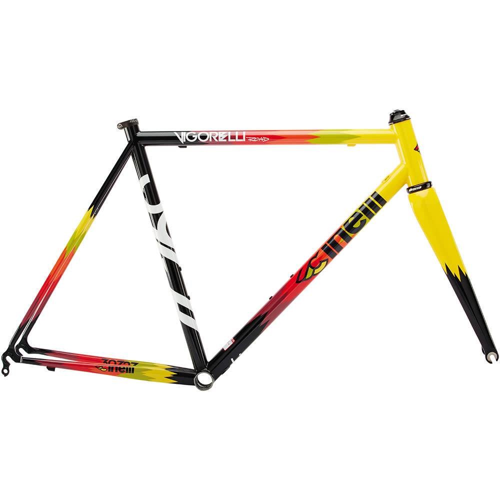Steel Vigorelli Road Frame Set