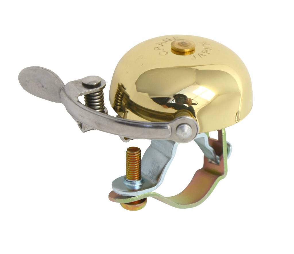 Crane Suzu Mini Bell Brass