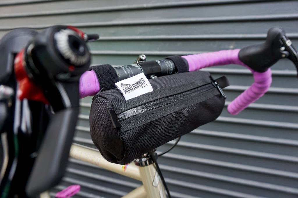 Road Runner Burrito Handlebar Bag