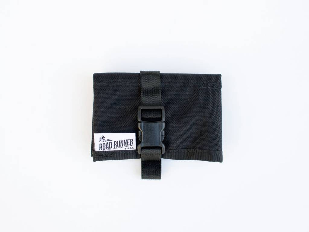 Road Runner Tool/Saddle Roll Black