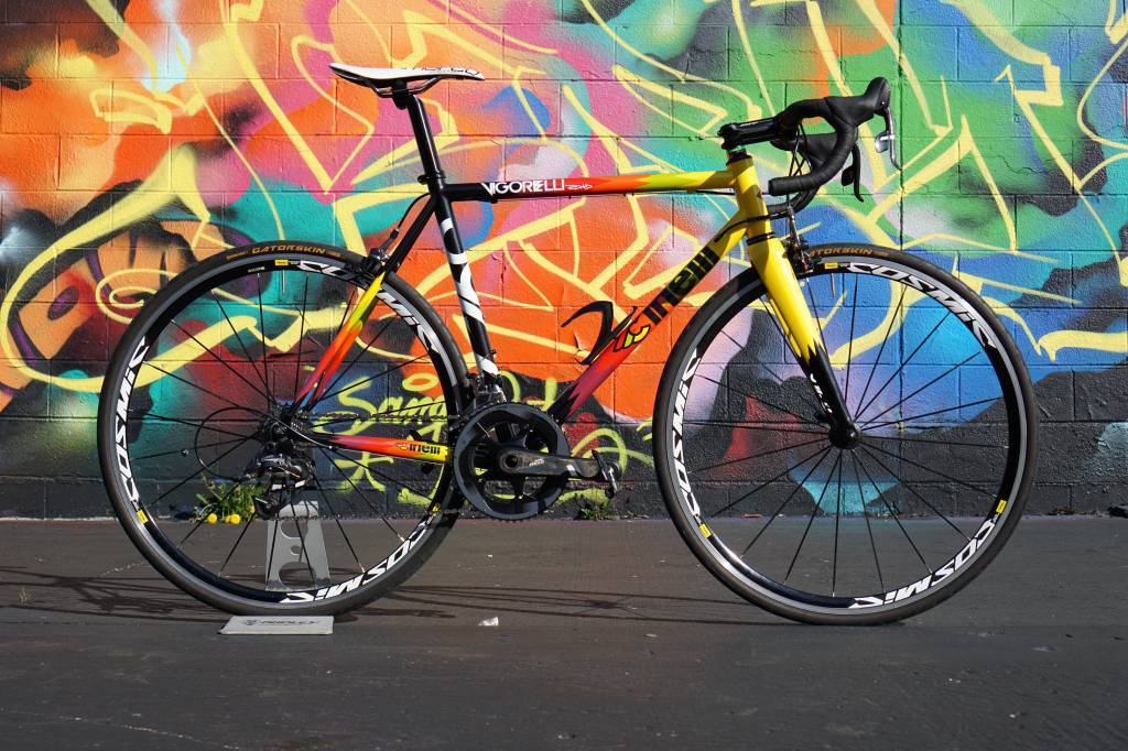 Cinelli Vigorelli Steel Road Italo
