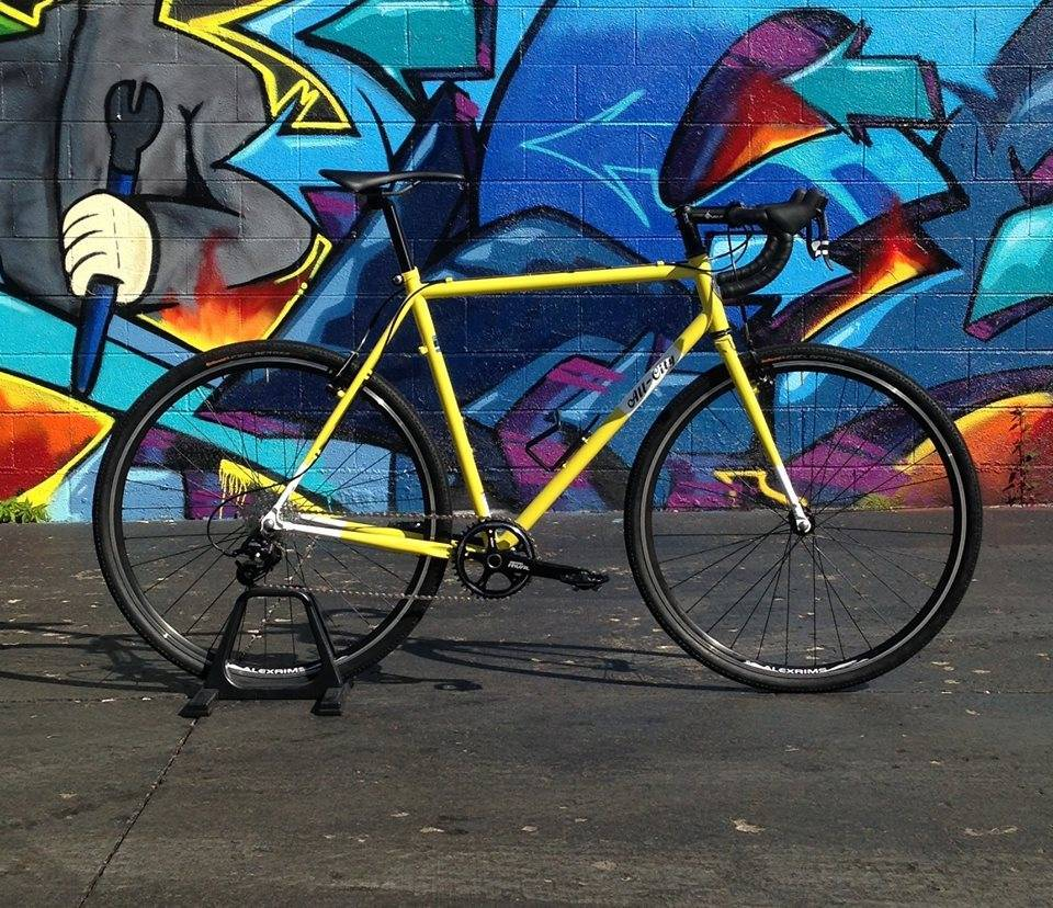 All-City Macho Man Yellow