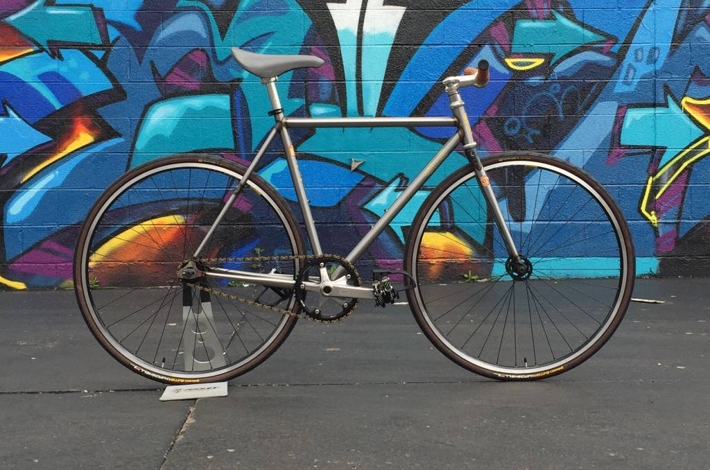 Cinelli Mash Work Raw