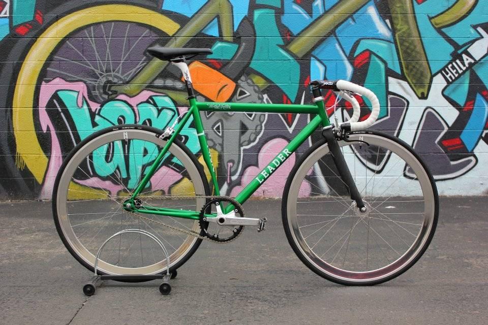 Leader 722TR Green