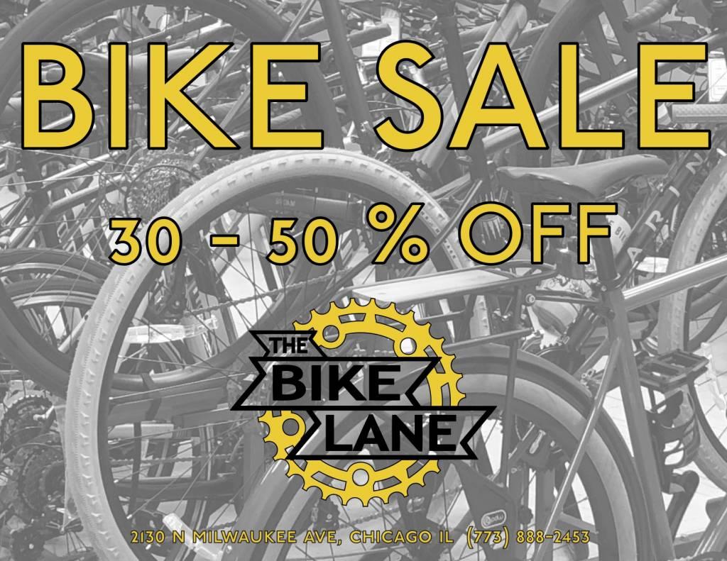 Spring Bike Sale 2019