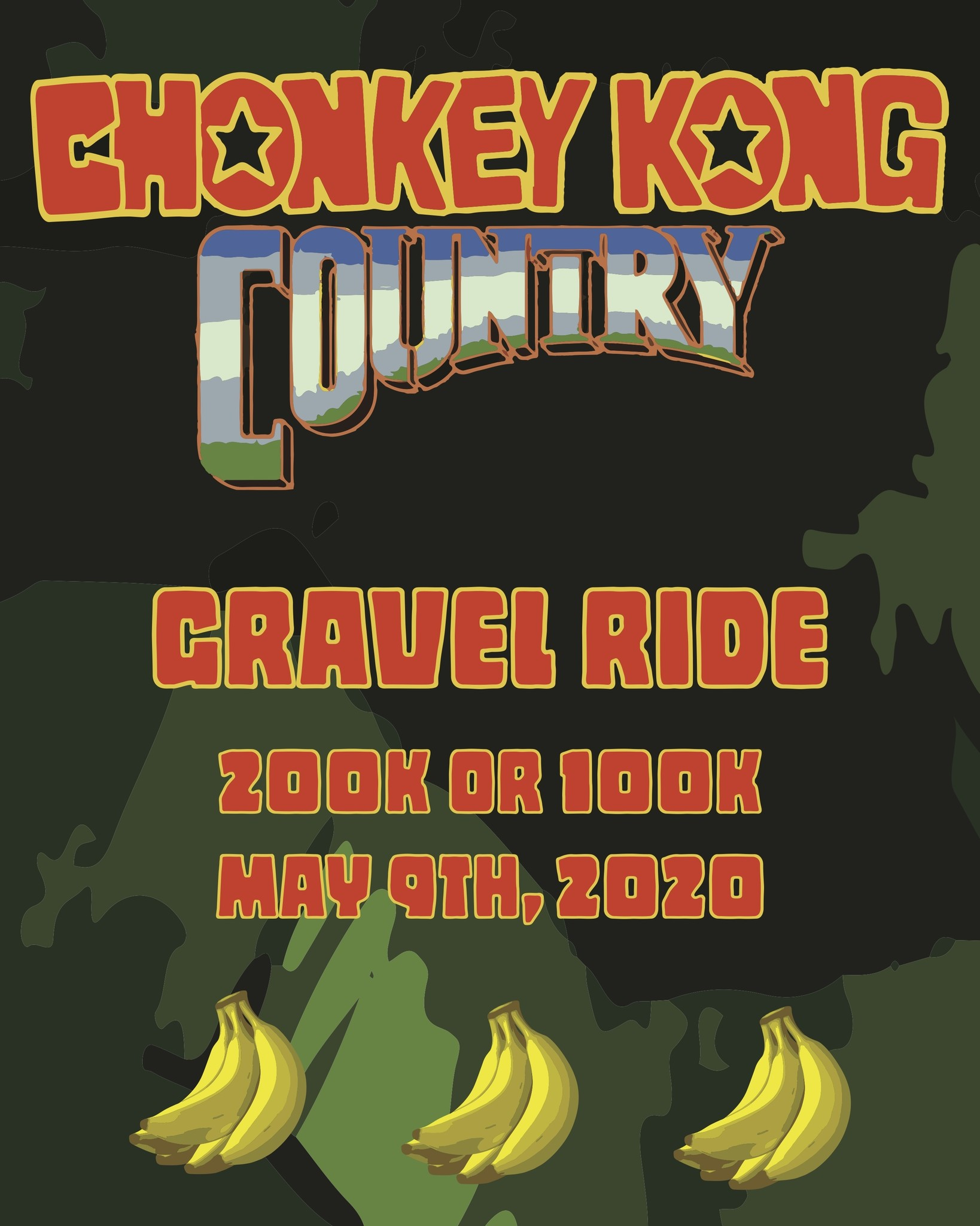 Chonkey Kong Country 2020