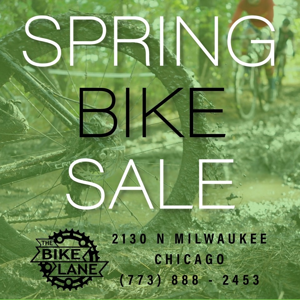 March Bike Sale!