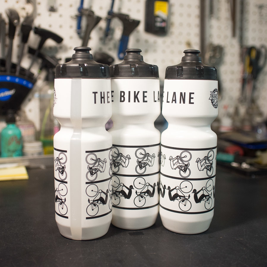 Bike Lane Water Bottle