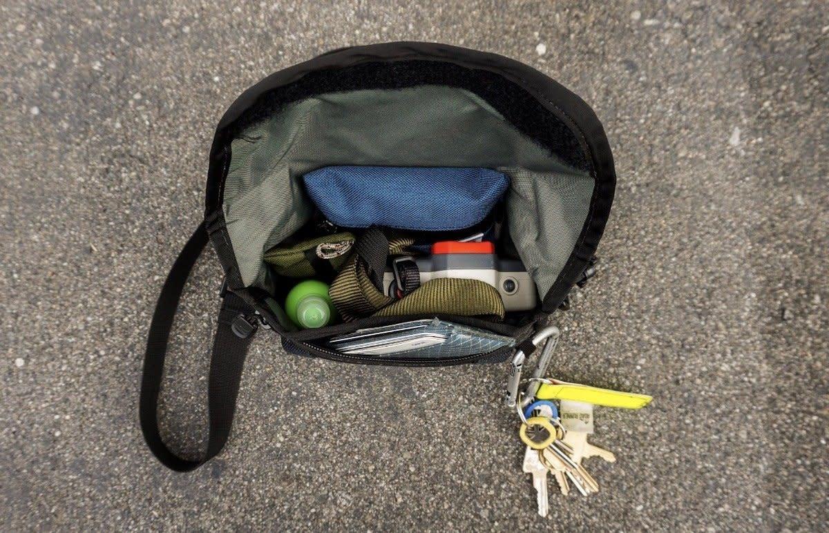 Road Runner Mini Sling Day Bag