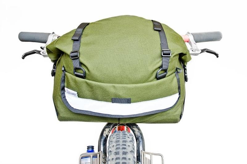 Road Runner Jumbo Jammer Handlebar Bag