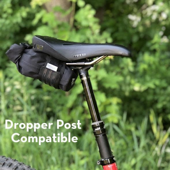 Wolf Tooth B-RAD Mini Roll Top Bag with Adapter