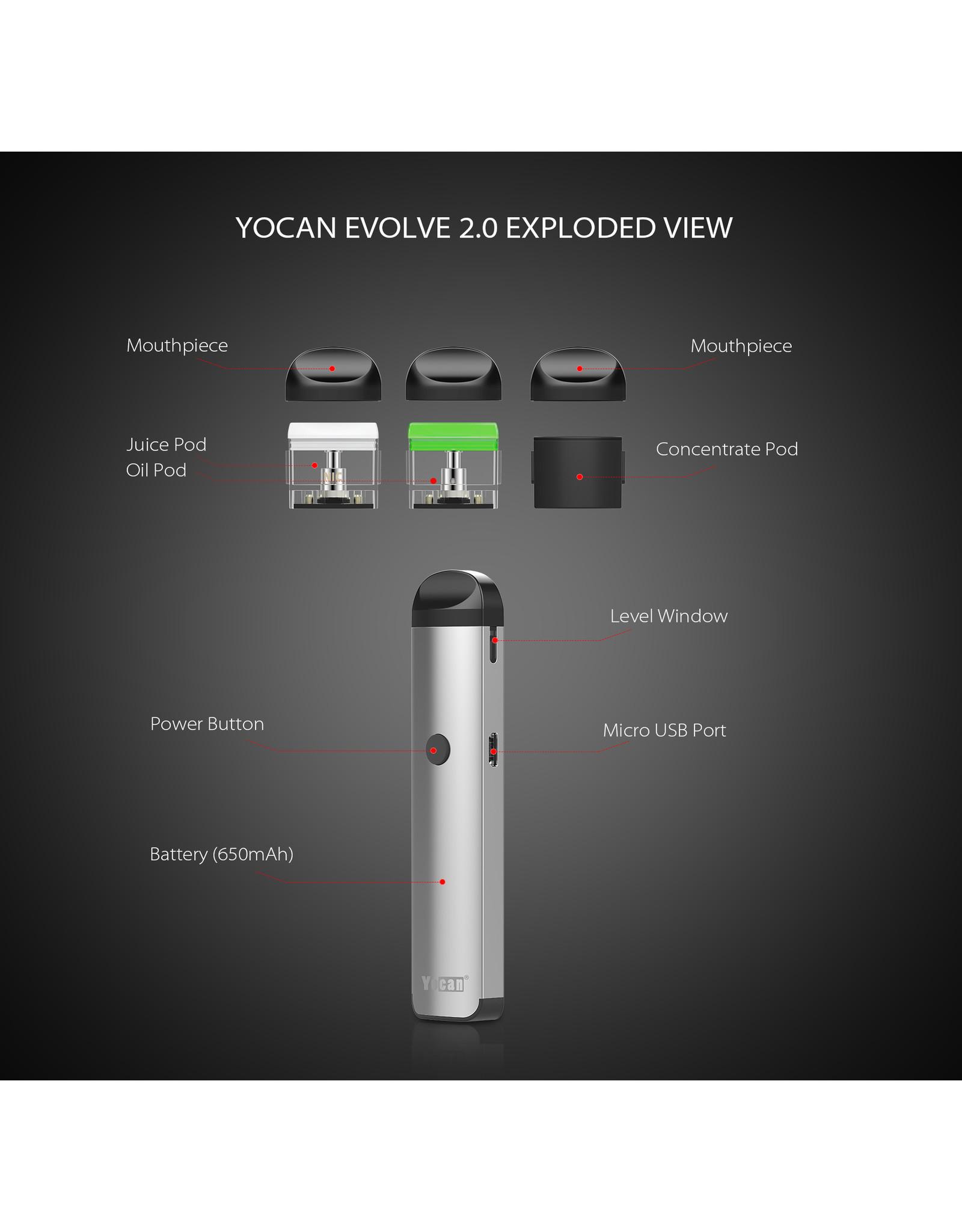 Yocan Yocan Evolve 2.0 Pods