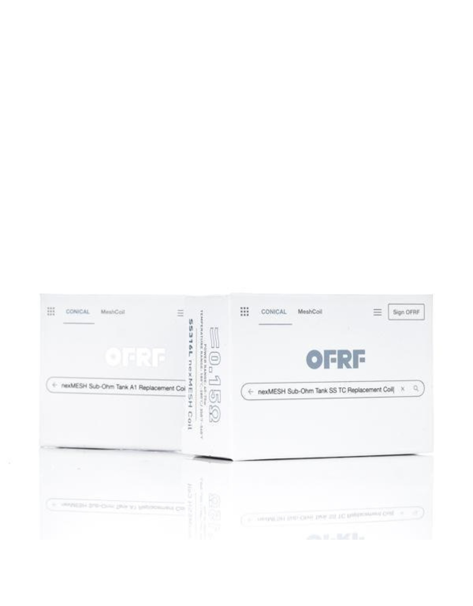 OFRF OFRF NexMesh Replacement Coils