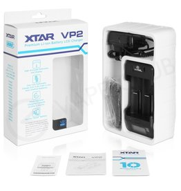 Xtar Xtar VP2 Dual Bay Charger
