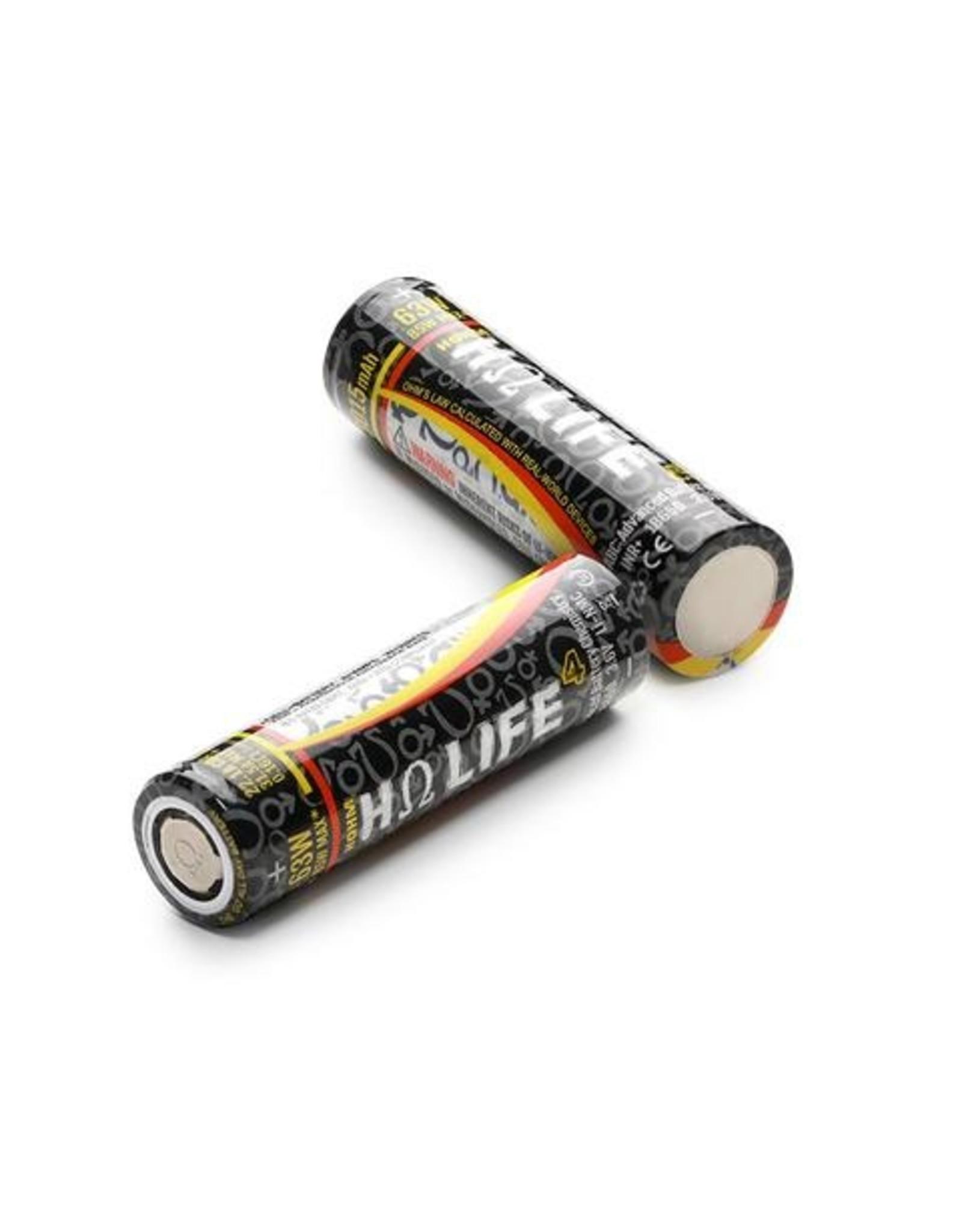 Hohm Tech 18650 Hohm Tech Battery Hohm Life - 3015mAh
