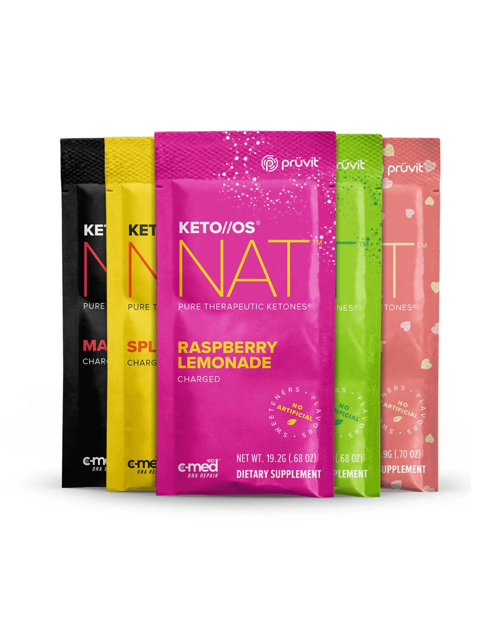 Pruvit Ketones Trial Pack