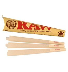 RAW RAW Classic  King Size Cones