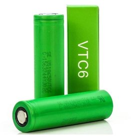 Sony 18650 Sony Battery VTC6 - 3000mAh