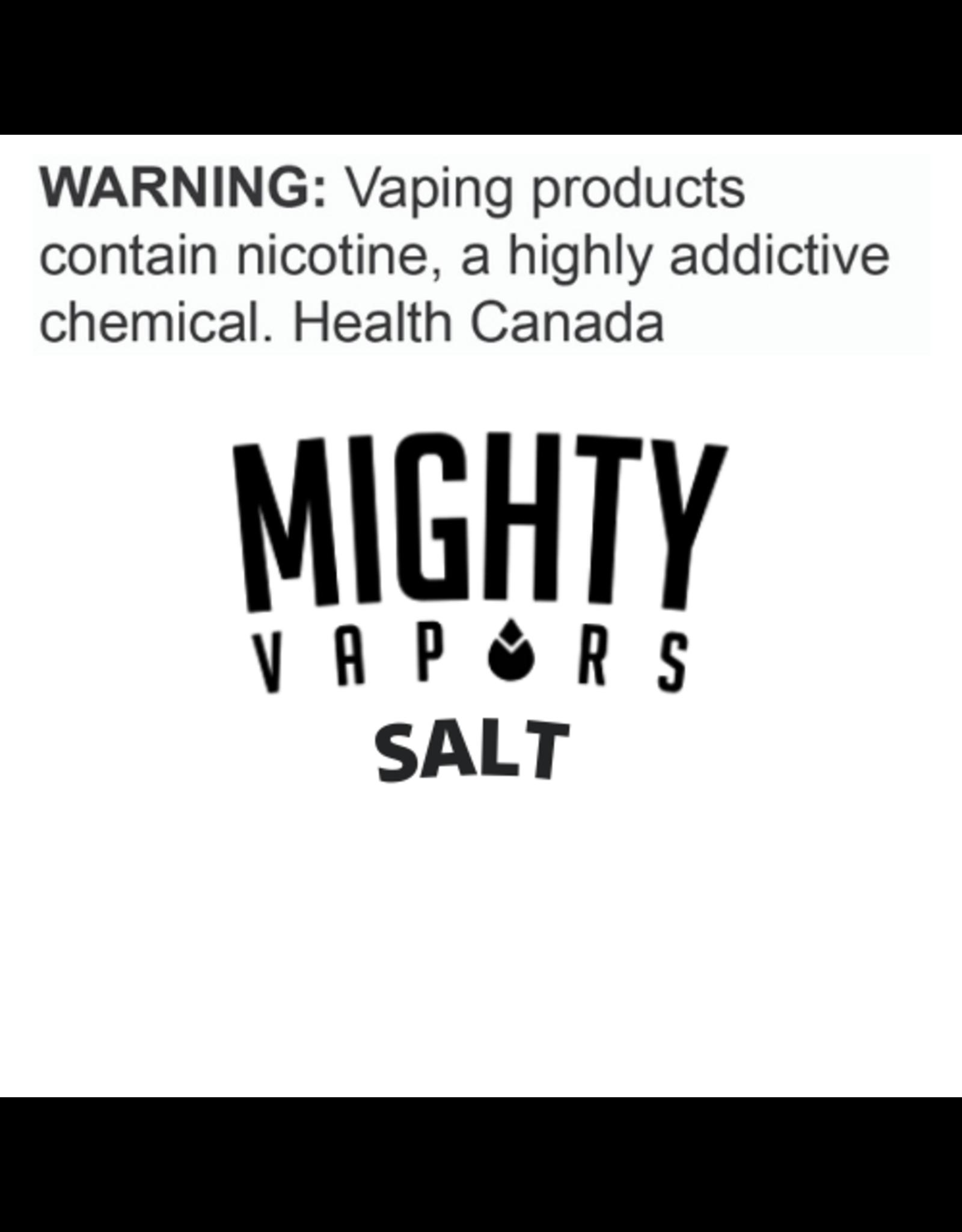 Mighty Vapors Mighty Vapors Salts