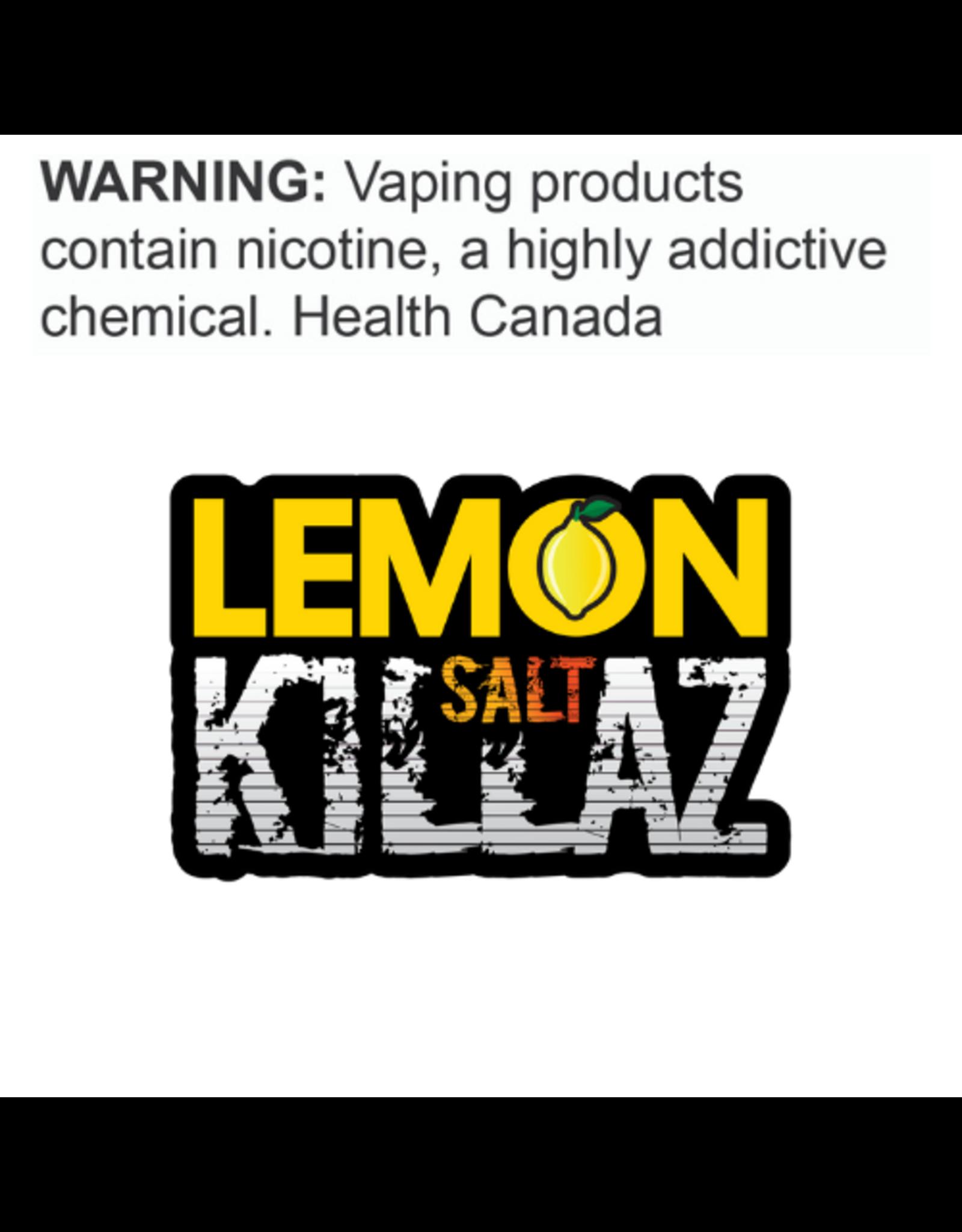 Lemon Killaz Lemon Killaz Salt