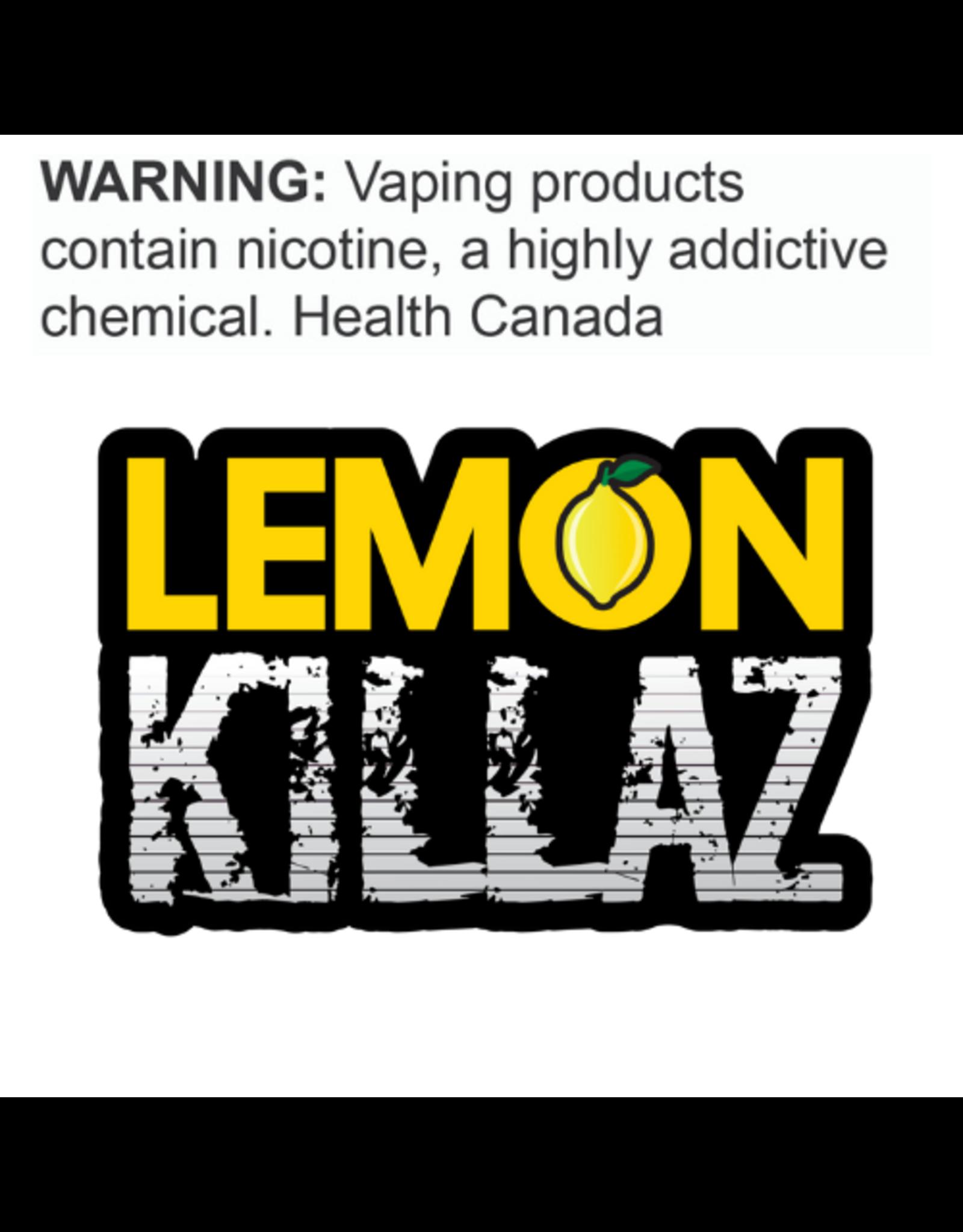 Lemon Killaz Lemon Killaz Freebase 30ML