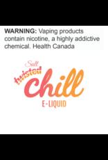 Chill E-Liquids Chill Twisted Salt