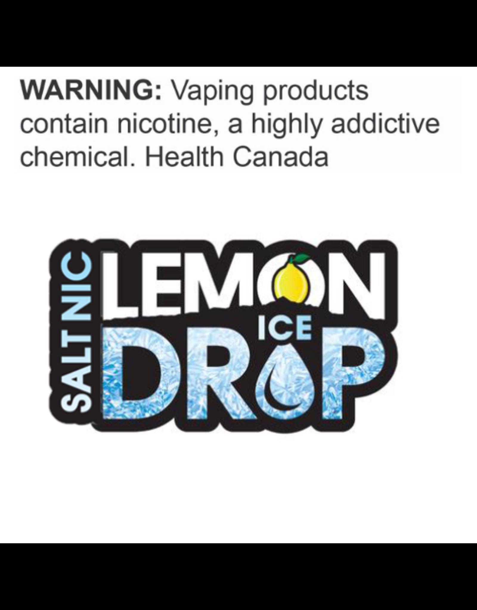 Lemon Drop Lemon Drop Ice Salt
