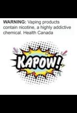 Kapow Vape Kapow Freebase 30ML