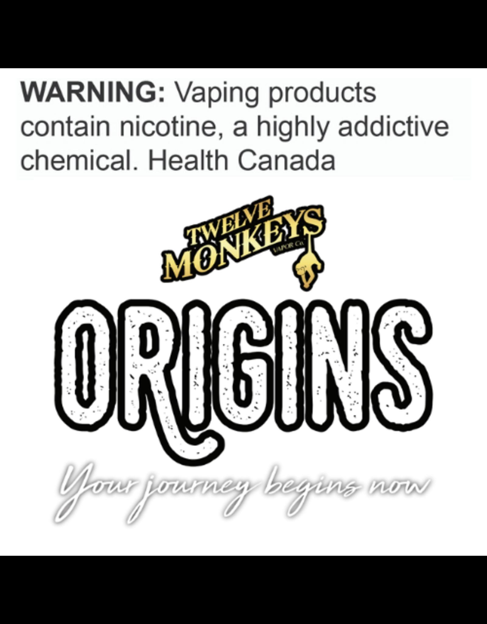 Twelve Monkeys Twelve Monkeys Origins Freebase
