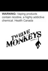 Twelve Monkeys Twelve Monkeys Freebase 30ML